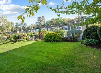 Thumbnail 3 bed end terrace house for sale in Berkeley Court, Weybridge, Surrey