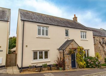 Thumbnail 4 bed detached house for sale in Strawberry Fields, North Tawton