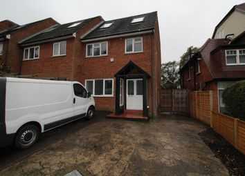 Thumbnail 5 bedroom semi-detached house to rent in Priory Close, Finchley