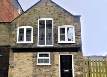 Thumbnail 2 bed link-detached house to rent in Church Lane, Ipswich