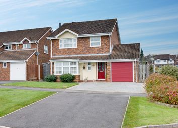Thumbnail 4 bed detached house for sale in Coleshill Close, Redditch