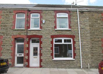 Thumbnail Terraced house to rent in Gelli Street, Caerau, Maesteg