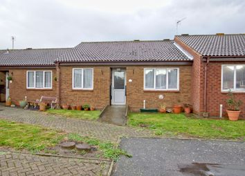 Thumbnail 2 bedroom terraced bungalow for sale in Denson Close, Waterbeach, Cambridge