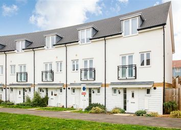 Thumbnail 3 bed town house for sale in Top Fair Furlong, Redhouse Park, Milton Keynes, Bucks