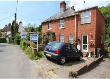 Thumbnail 3 bed cottage for sale in Hungerford, Bursledon, Southampton