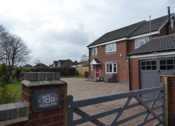 Thumbnail 6 bed detached house for sale in Renshaw Drive, Newhall, Swadlincote