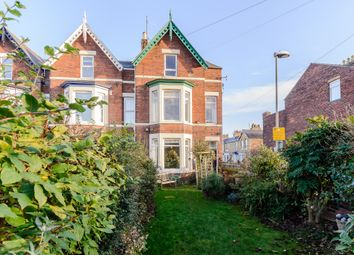Thumbnail 5 bed end terrace house for sale in Manor Road, Scarborough