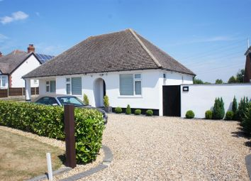 Thumbnail 4 bed detached bungalow for sale in Lower Shelton Road, Marston Moretaine, Bedford