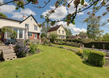 Thumbnail 4 bed detached house for sale in Hillersland, Coleford, Gloucestershire.