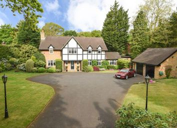 Thumbnail 4 bed detached house for sale in Cranley Road, Hersham, Walton-On-Thames
