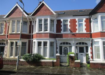 Thumbnail 4 bed terraced house for sale in Mayfield Avenue, Victoria Park, Cardiff