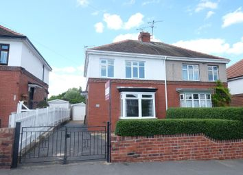 Thumbnail 3 bed semi-detached house for sale in Hollinsend Road, Gleadless