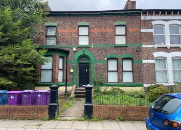 Thumbnail 4 bed terraced house for sale in 15 Buckingham Road, Tuebrook, Liverpool