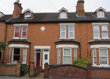 Thumbnail 4 bed terraced house for sale in Park Road, Loughborough