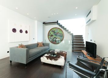 Thumbnail 4 bed terraced house to rent in Ledbury Road, London