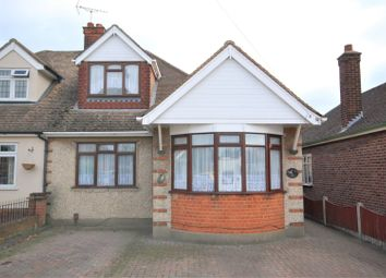 Thumbnail 3 bed semi-detached bungalow for sale in Fairfield Avenue, North Grays