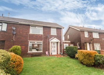 Thumbnail 3 bed semi-detached house for sale in Heol Aneurin, Caerphilly