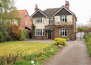 Thumbnail 4 bed detached house for sale in Chester Road, Sandiway