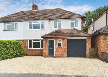 Thumbnail 4 bed semi-detached house for sale in Grenville Avenue, Wendover, Aylesbury