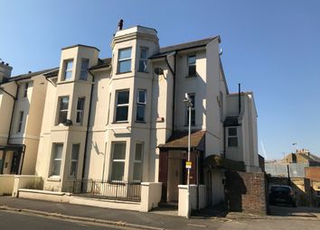 Thumbnail 2 bed flat to rent in West Cliff Gardens, Folkestone