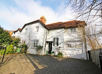 Thumbnail 3 bed cottage for sale in Winterbrook Lane, Wallingford