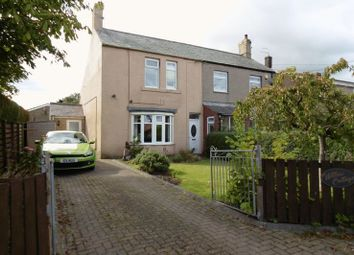 Thumbnail 3 bed semi-detached house for sale in Willow Cottage, Main Street, Red Row