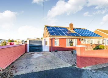 Thumbnail 2 bed semi-detached bungalow for sale in Links Avenue, Mablethorpe