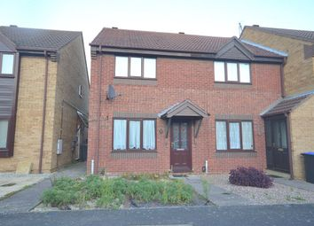 2 bed semi-detached house for sale in Baronson Gardens, Abington, Northampton NN1