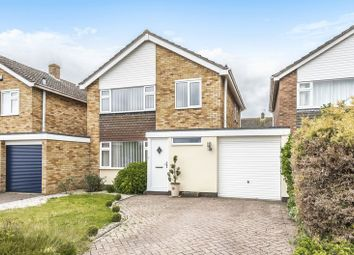 Thumbnail 3 bed detached house for sale in Mill Road, Abingdon