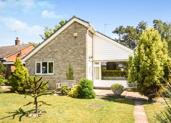 Thumbnail 3 bed detached bungalow for sale in Monksgate, Thetford