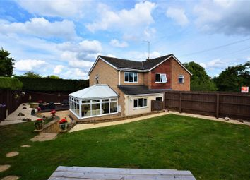Thumbnail 5 bed detached house for sale in Park Road, Ketton, Stamford