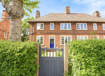 Thumbnail 2 bed flat for sale in St. Albans Road, London