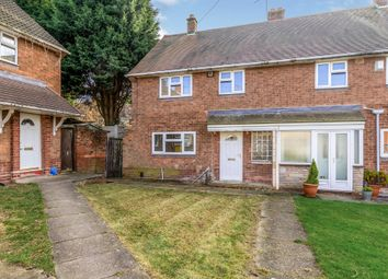 Thumbnail 3 bed semi-detached house for sale in Neath Road, Bloxwich, Walsall