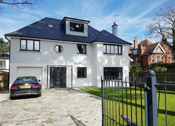 Thumbnail 4 bed detached house for sale in Beaumont Road, Canford Cliffs, Poole, Dorset