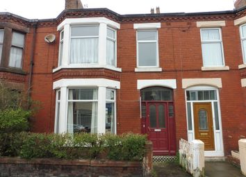 Thumbnail 4 bedroom terraced house for sale in Ashdale Road, Mossley Hill, Liverpool