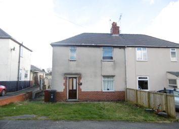 Thumbnail 3 bedroom semi-detached house for sale in 6 Jubilee Crescent, Clowne, Chesterfield, Derbyshire