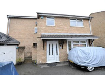Thumbnail 4 bed detached house for sale in Bakewell Green, Newhall, Swadlincote