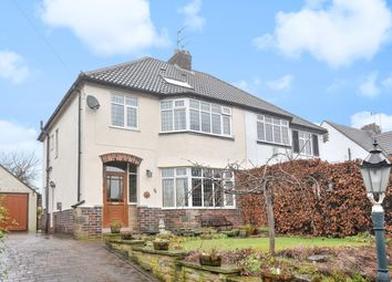 Thumbnail 4 bed semi-detached house for sale in Park Road, Guiseley, Leeds