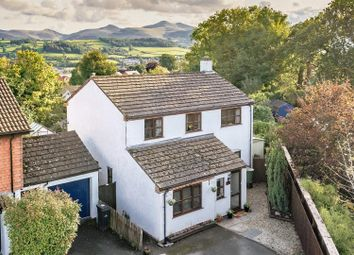 Thumbnail 3 bed detached house for sale in Pontwilym, Brecon