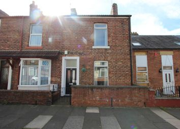 Thumbnail 3 bed terraced house for sale in Lowson Street, Darlington