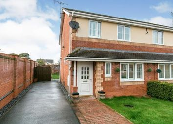 Thumbnail 3 bed semi-detached house for sale in Cwrt Maes Goch, Bagillt, Flintshire, North Wales