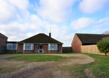 Thumbnail 4 bed detached bungalow for sale in Ixworth Road, Bury St. Edmunds