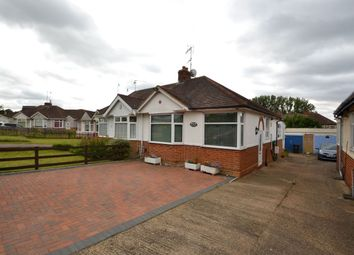 Thumbnail 2 bed bungalow for sale in Sandhills Close, Kingsthorpe, Northampton