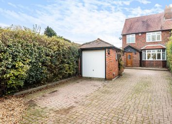 Thumbnail 4 bed semi-detached house for sale in Carters Hill, Billingbear