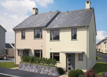 Thumbnail 2 bed semi-detached house for sale in Brixham Road, Brixham Road