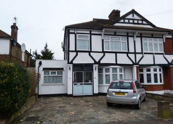 Thumbnail 4 bed semi-detached house for sale in Chalgrove Crescent, Clayhall