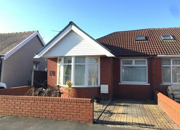 Thumbnail 3 bed bungalow for sale in Dunelt Road, Blackpool