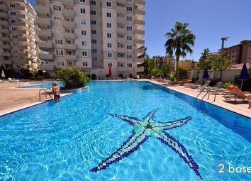 Thumbnail 2 bed apartment for sale in Alanya Oba, Antalya, Turkey