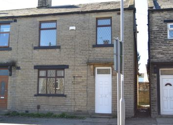 Thumbnail 2 bed terraced house for sale in Huddersfield Road, Wyke, Bradford