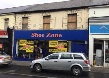 Thumbnail Retail premises for sale in Former Shoe Zone Site, Bargoed